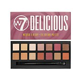 W7 COSMETICS Delicious Eye Colour Palette - SZEMFESTÉK PALETTA