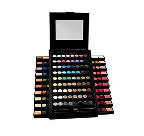 IDC COLOR 130 Colors Make Up Kit - 130 SZÍNBŐL ÁLLÓ SMINKPULT