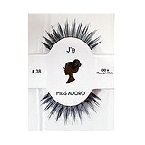MISS ADORO Lashes 38 - SOROS MŰSZEMPILLA 100% NATURAL