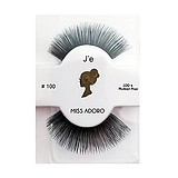 MISS ADORO Lashes 100 - SOROS MŰSZEMPILLA 100% NATURAL