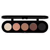MAKE-UP ATELIER Eyeshadow Palette T03S Natural Brown - SZEMFESTÉK PALETTA