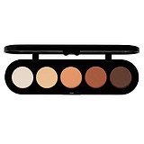 MAKE-UP ATELIER Eyeshadow Palette T05 Red Ochre - SZEMFESTÉK PALETTA