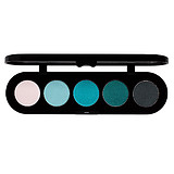 MAKE-UP ATELIER Eyeshadow Palette T11 Blue Green - SZEMFESTÉK PALETTA