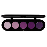 MAKE-UP ATELIER Eyeshadow Palette T28 Violine - SZEMFESTÉK PALETTA