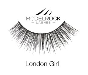 ModelRock Double Layered Lashes London Girl - SOROS MŰSZEMPILLA 100% NATURAL