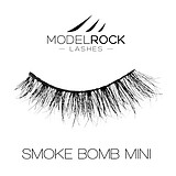 ModelRock Double Layered Lashes Smoke Bomb Mini Style - SOROS MŰSZEMPILLA 100% NATURAL