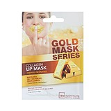 IDC COLOR Lip Gold Mask 8 g - KOLLAGÉNES AJAKMASZK