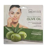 IDC COLOR Facial Mask With Olive Oil - OLÍVA OLAJOS FÁTYOLMASZK