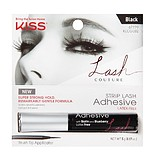KISS Lash Couture Strip Lash Adhesive Latex-free Black