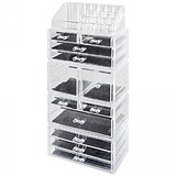 LaRoc Cosmetic Organizer Tower Stack