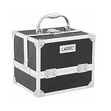 LaRoc Black Makeup Case Small - SMINKES TÁSKA 18x15x16 cm