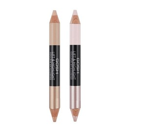 GOSH Lift & Highlight Pencil - KÉTVÉGŰ HIGHLIGHTER CERUZA