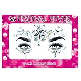 W7 COSMETICS Festival Fever Face & Body Gems Crystal Aura