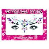 W7 COSMETICS Festival Fever Face & Body Gems Glam Goddess