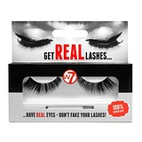 W7 COSMETICS Get Real Lashes with glue HL04