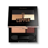 AURA Quattro Eyeshadow Palette 03 Copper