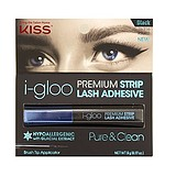 KISS Igloo Strip Lash Adhesive Black