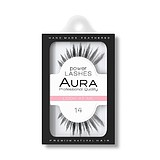 AURA Power Lashes 14 Look At Me - SOROS MŰSZEMPILLA 100% NATURAL
