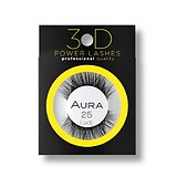 AURA Power Lashes 3D 25 Like - SOROS MŰSZEMPILLA 100% NATURAL