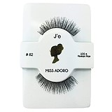 MISS ADORO Lashes 82 SAVANNA- SOROS MŰSZEMPILLA 100% NATURAL