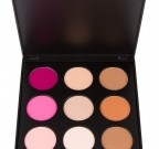COASTAL SCENTS Sleek Silhouette 9 Palette - BRONZER, HIGHLIGHTER ÉS ARCPÍR 9-ES PALETTA
